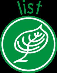 Galleko list logo